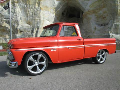 1966 Chevrolet C/K 10 Series for sale at Performance Motor Sports in Pacific MO