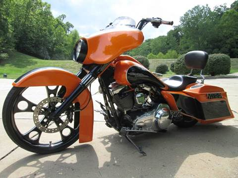 2011 Harley-Davidson Street Glide for sale in Pacific, MO