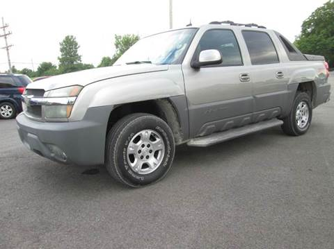 2002 Chevrolet Avalanche for sale in Pacific, MO