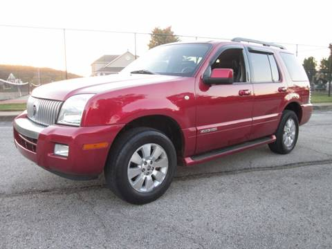 2007 Mercury Mountaineer for sale in Pacific, MO