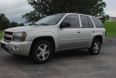 Cheap Cars For Sale >> 2007 Chevrolet Trailblazer For Sale In Pacific Mo