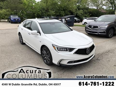 2019 Acura RLX for sale in Dublin, OH