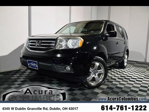 used 2012 honda pilot for sale in ohio. Black Bedroom Furniture Sets. Home Design Ideas