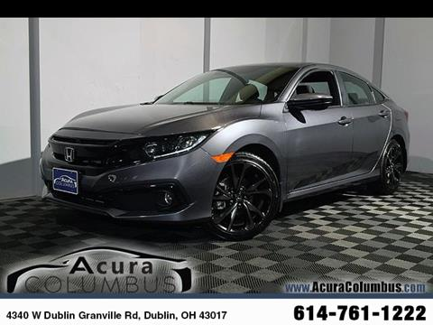 2019 Honda Civic for sale in Dublin, OH
