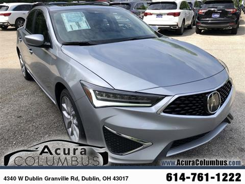 2019 Acura ILX for sale in Dublin, OH