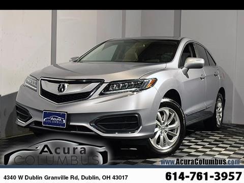 2017 Acura RDX for sale in Dublin, OH