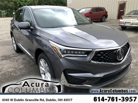 2020 Acura RDX for sale in Dublin, OH