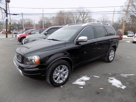 2013 Volvo XC90 for sale in Saugerties, NY
