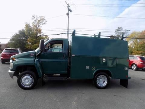 2008 GMC C4500 for sale in Saugerties, NY