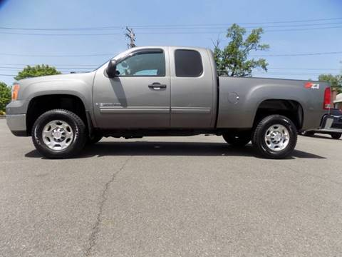 2009 GMC Sierra 2500HD for sale in Saugerties, NY