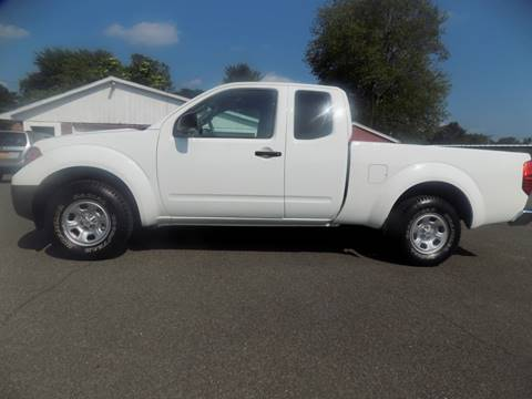 2015 Nissan Frontier for sale in Saugerties, NY