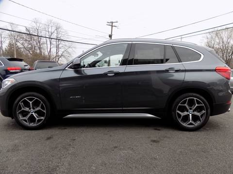 2017 BMW X1 xDrive28i for sale at 9W AUTO SALES in Saugerties NY