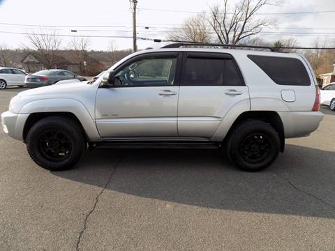 2003 Toyota 4Runner SR5 for sale at 9W AUTO SALES in Saugerties NY