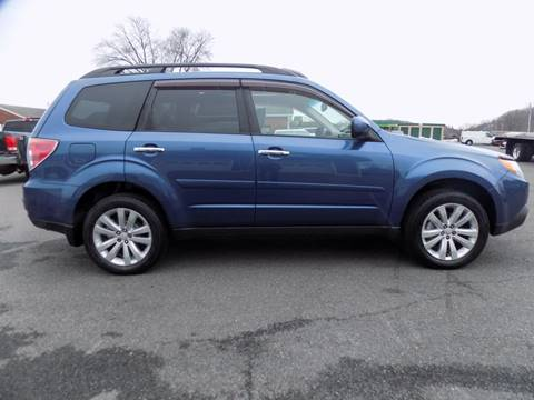 2011 Subaru Forester 2.5X Limited for sale at 9W AUTO SALES in Saugerties NY