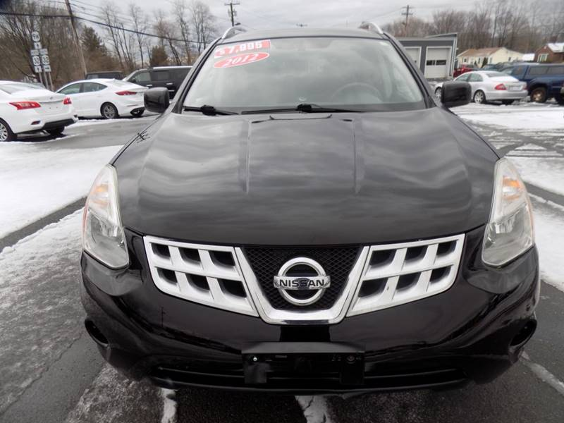 2012 Nissan Rogue SV (image 5)