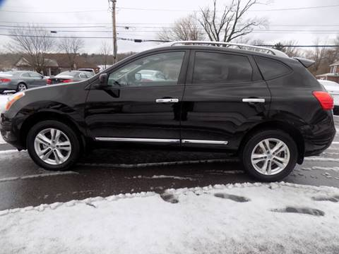 2012 Nissan Rogue SV for sale at 9W AUTO SALES in Saugerties NY