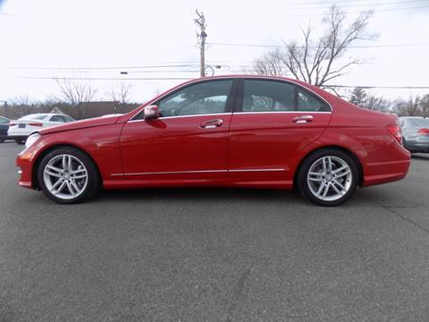2014 Mercedes-Benz C-Class C 300 Sport 4MATIC for sale at 9W AUTO SALES in Saugerties NY