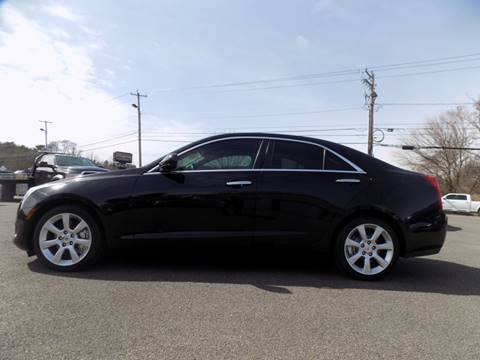2013 Cadillac ATS 2.0T for sale at 9W AUTO SALES in Saugerties NY