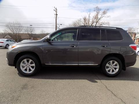 2011 Toyota Highlander SE for sale at 9W AUTO SALES in Saugerties NY