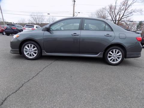 2010 Toyota Corolla S for sale at 9W AUTO SALES in Saugerties NY