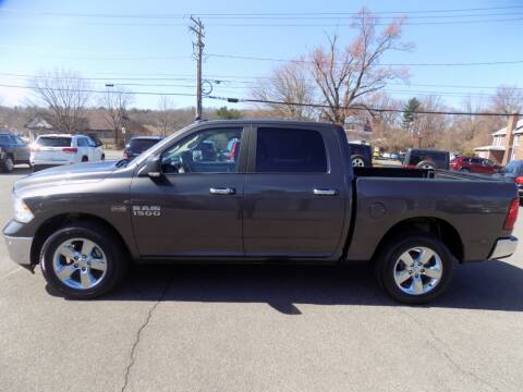 2017 RAM Ram Pickup 1500 Big Horn for sale at 9W AUTO SALES in Saugerties NY