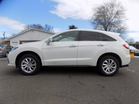 2017 Acura RDX for sale at 9W AUTO SALES in Saugerties NY