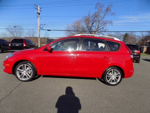 2012 Hyundai Elantra Touring SE for sale at 9W AUTO SALES in Saugerties NY