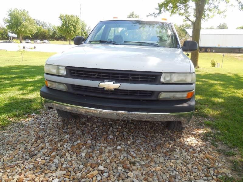 2001 Chevrolet Silverado 1500 2dr Standard Cab 2WD LB - Barnett MO