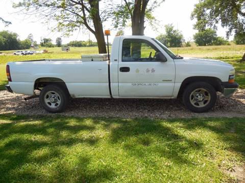 2001 Chevrolet Silverado 1500 for sale in Barnett, MO