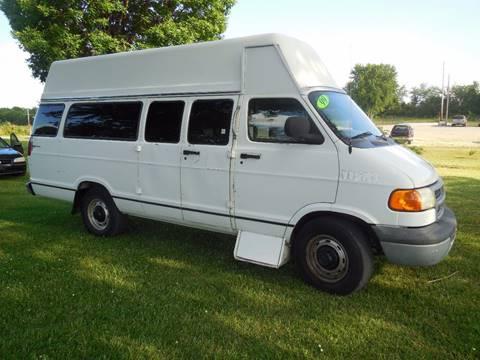 1999 Dodge Ram 3500 Van