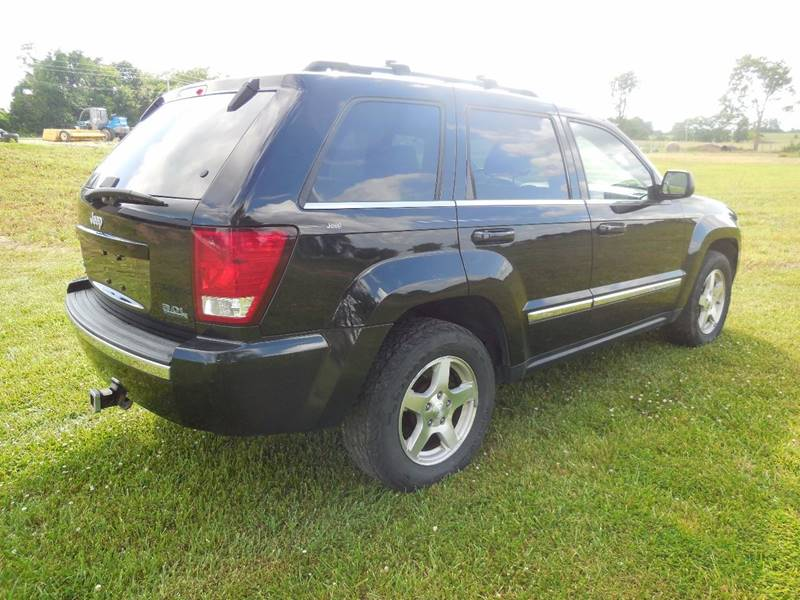 2007 Jeep Grand Cherokee 4x4 Limited 4dr Crossover - Barnett MO