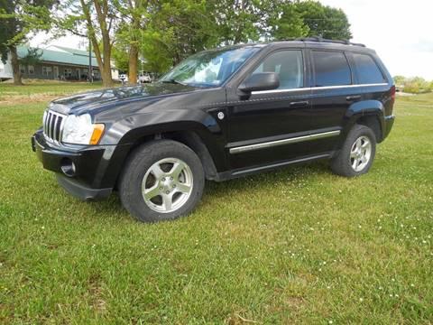 2007 Jeep Grand Cherokee for sale in Barnett, MO