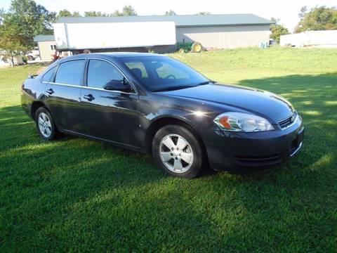 2008 Chevrolet Impala for sale in Barnett, MO