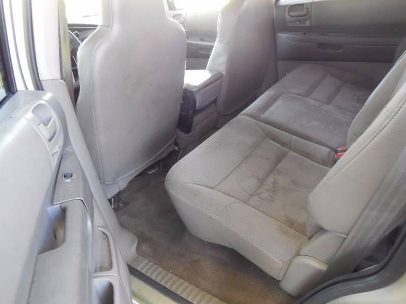 2002 Dodge Durango SXT 2WD 4dr SUV - Barnett MO