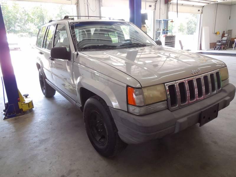 1997 Jeep Grand Cherokee 4dr Laredo 4WD SUV - Barnett MO