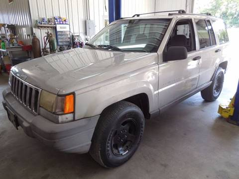 1997 Jeep Grand Cherokee for sale in Barnett, MO