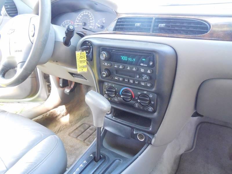 2003 Chevrolet Malibu LS 4dr Sedan - Barnett MO
