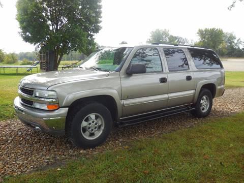 2000 Chevrolet Suburban for sale in Barnett, MO