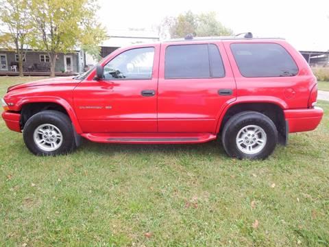 1998 Dodge Durango for sale in Barnett, MO
