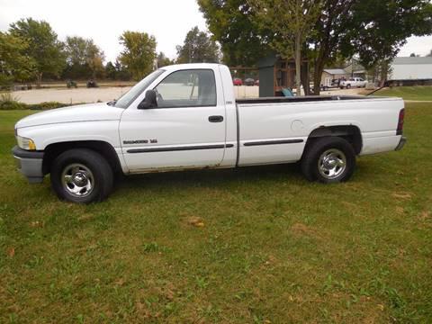 2000 Dodge Ram Pickup 1500 for sale in Barnett, MO