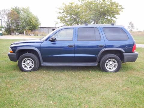 2003 Dodge Durango for sale in Barnett, MO