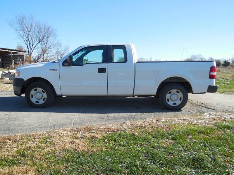 2007 Ford F-150 XL 4dr SuperCab Styleside 6.5 ft. SB RWD - Barnett MO
