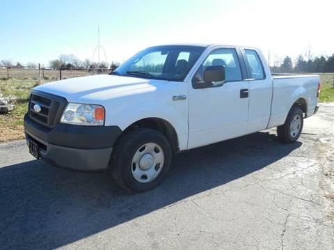 2007 Ford F-150 for sale in Barnett, MO