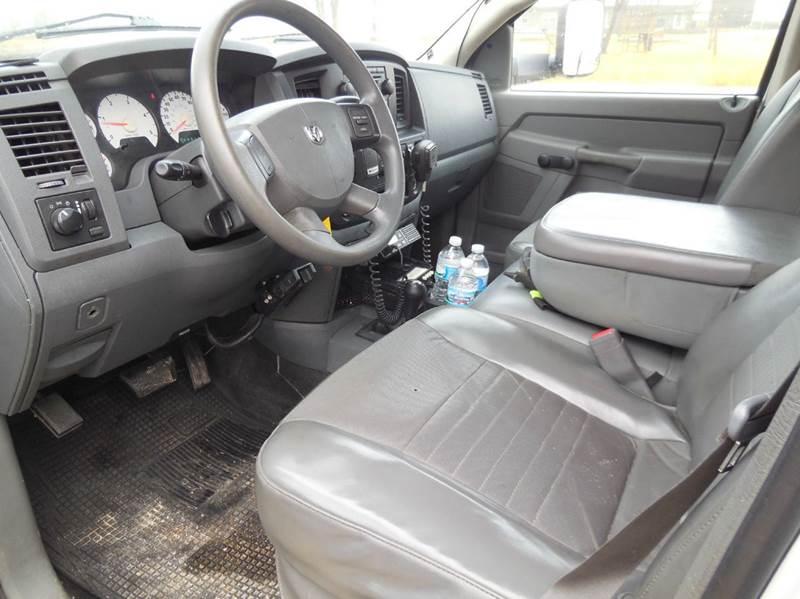 2007 Dodge Ram Pickup 2500 ST 4dr Quad Cab 4x4 SB - Barnett MO