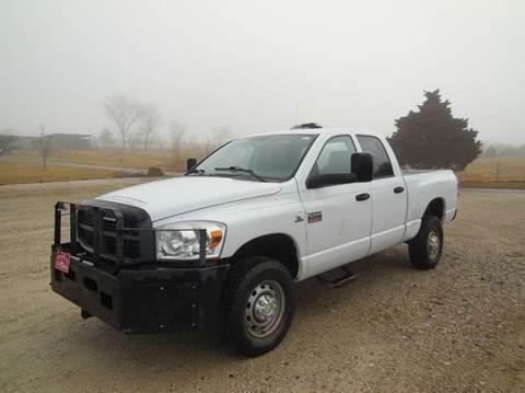 2007 Dodge Ram Pickup 2500 for sale in Barnett, MO