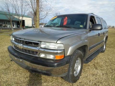 2003 Chevrolet Suburban for sale in Barnett, MO