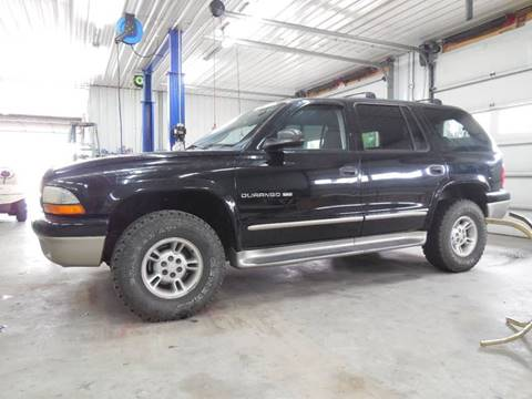 2001 Dodge Durango for sale in Barnett, MO