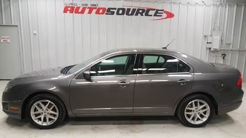 2011 Ford Fusion for sale in Glenpool, OK