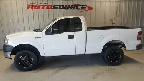 2005 Ford F-150 for sale in Glenpool, OK
