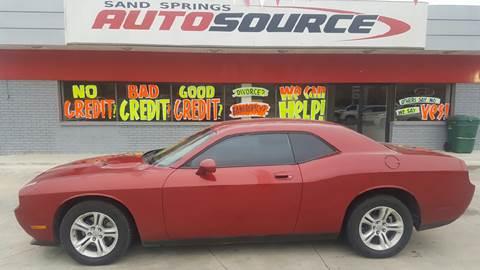 2010 Dodge Challenger for sale in Glenpool, OK